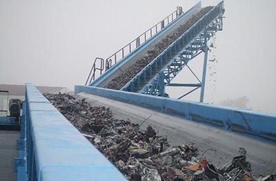 ALFYMA Recycling | Broyage ferrailles