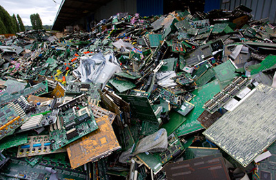 ALFYMA Recycling | DEEE