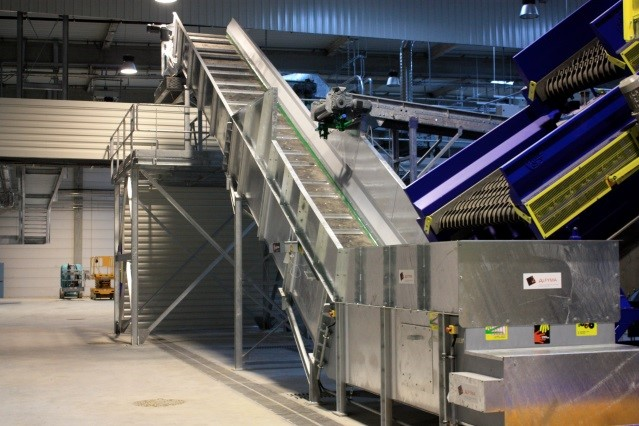 ALFYMA Recycling | Alimentateur Primaire APM