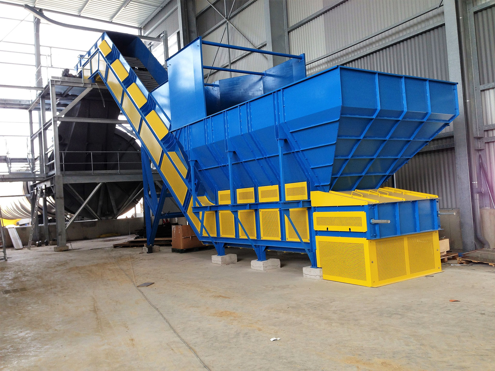 ALFYMA Recycling -